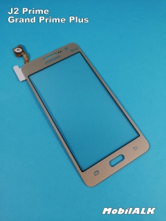 Samsung Galaxy Grand Prime Plus / G532 J2 Prime / érintő panel digitizer arany